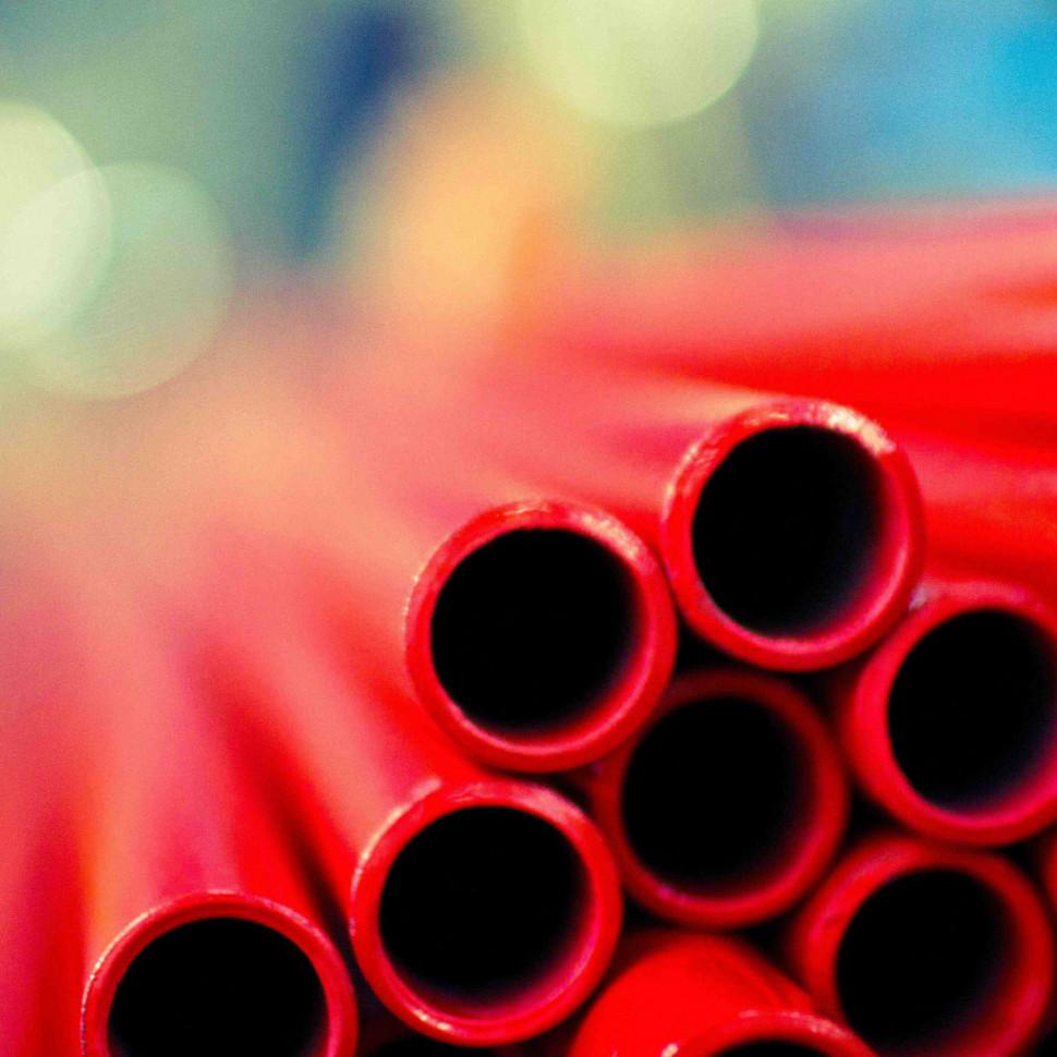 Tubi di acciaio: le finiture