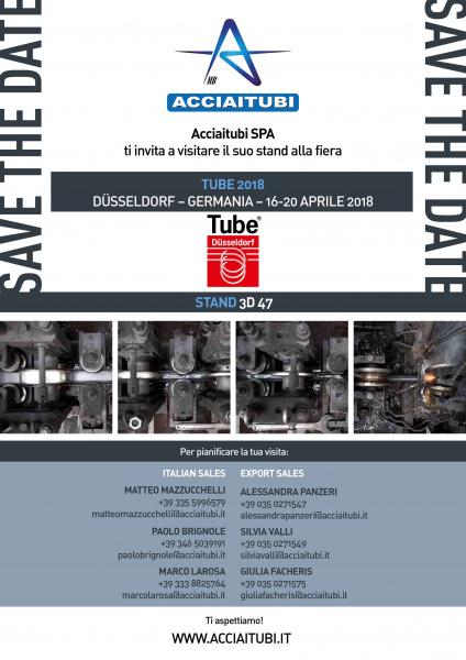 Tube 2018: Immagine