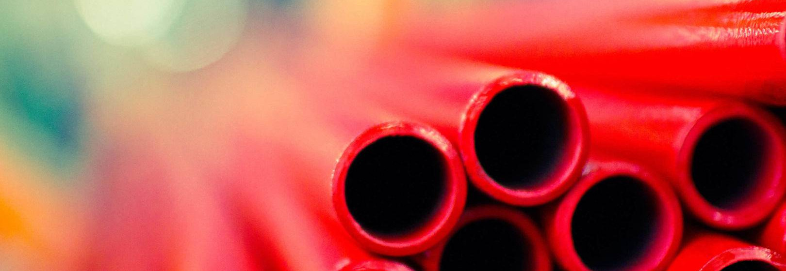 Finiture dei tubi di acciaio presso Acciaitubi