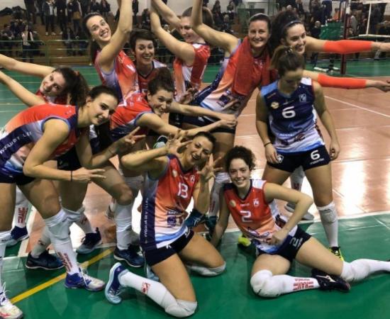 La Acciaitubi Picco Lecco - volley femminile serie B2