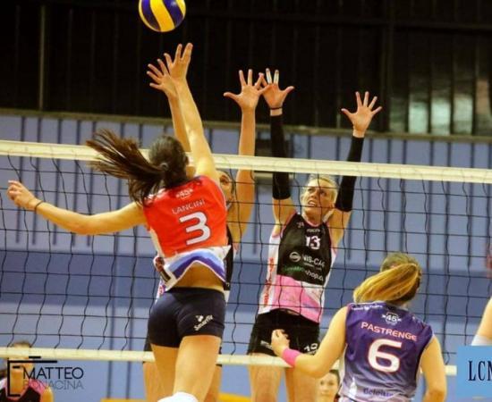 La Acciaitubi Picco Lecco vince il derby contro Olginate volley