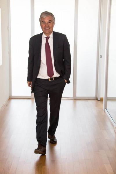 Presidente Acciaitubi Maro Berera